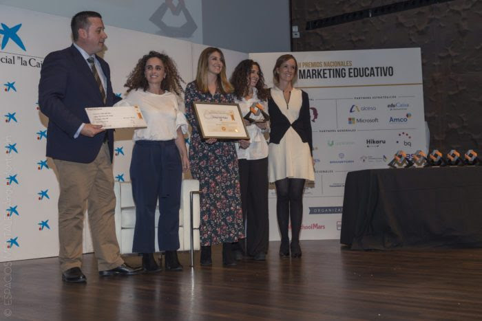Premio marketing educativo